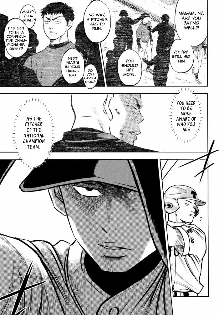 Daiya no A - Act II 2 : Limelight