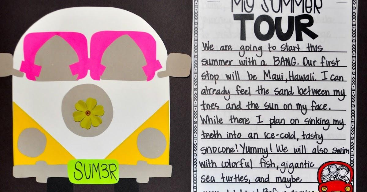 elementary school creative writing activities