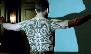 the red dragon tattoo el dragón rojo tatuaje ralph fiennes francis dollarhyde