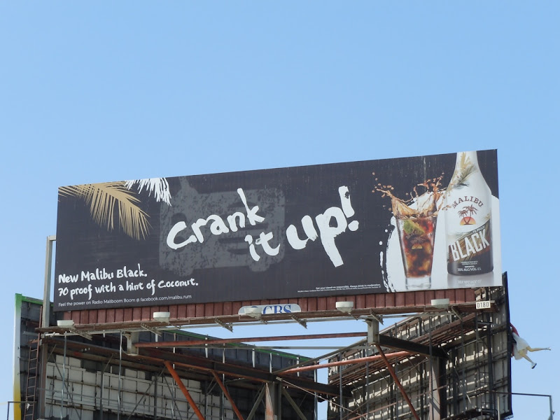 Malibu Black billboard