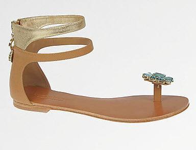 bdde7991052c 20 Flat Sandals For Women - Part I - zakrecona-milka