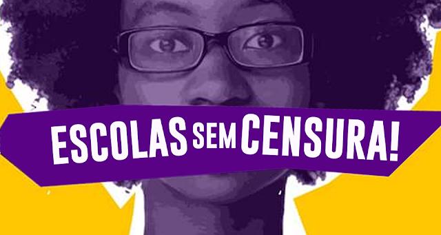 Imagem de divulgação do Escola Sem Censura