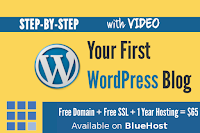 Create a Professional Blog in WordPress Step-by-Step [With Video]