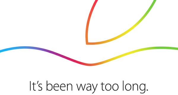 Apple schedules event on October 16
