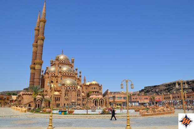 Sharm Old Market, Moschea di Al Sahaba
