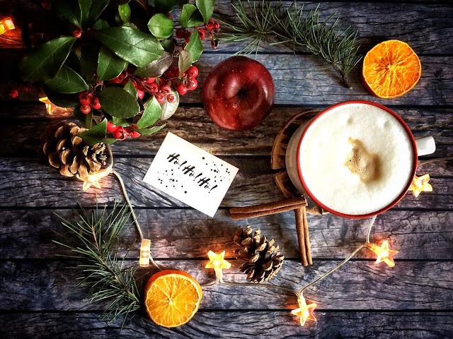 Karteczki na instagrama - świąteczne i nie tylko!