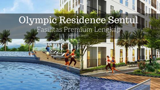Olympic Residence Sentul, Fasilitas Premium Lengkap