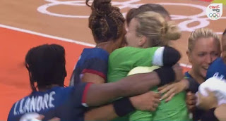 Francia handball semifinales rio2016