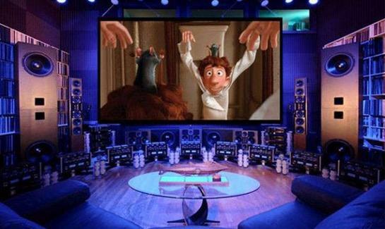 Home Theater Idaman yang Sangat Badass