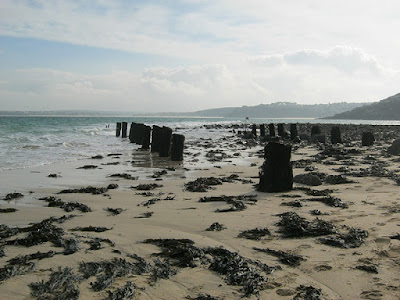 The Old Pier - St Ives Cornwall