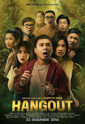 Download Hangout (2016) HDTS 720p Full Movie