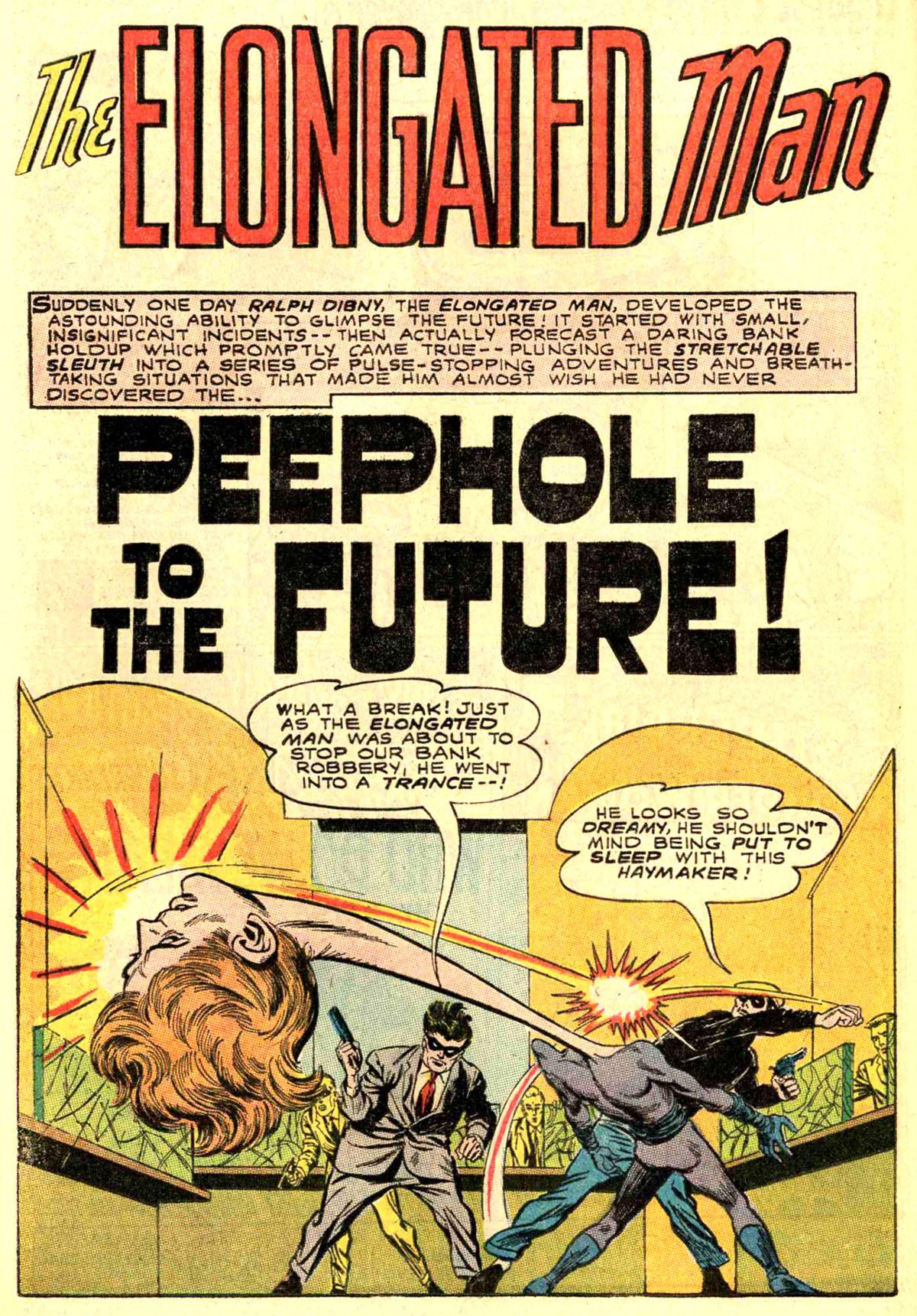 Detective Comics (1937) 346 Page 23