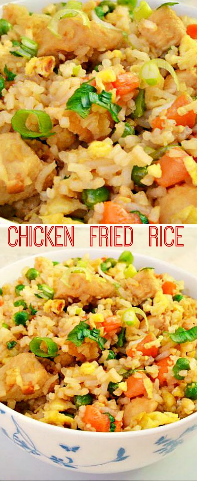 Best Homemade Chicken Fried Rice Recipe Quick Easy Dinner