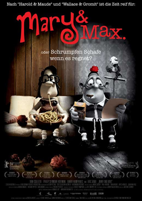 Mary et Max [FRENCH DVDRiP]