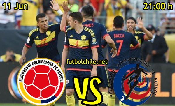 VER STREAM RESULTADO EN VIVO, ONLINE: Colombia vs Costa Rica