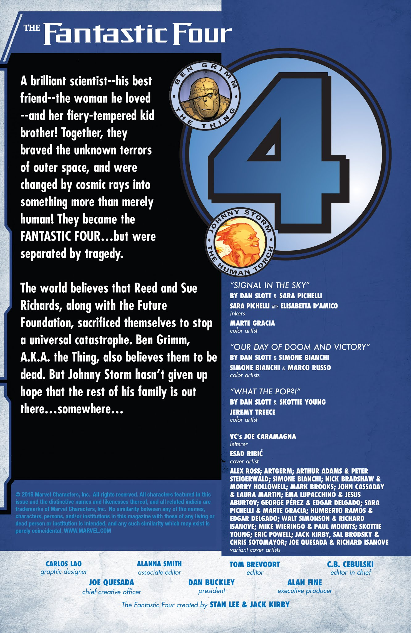 Fantastic Four (2018) #1 #16 - English 4