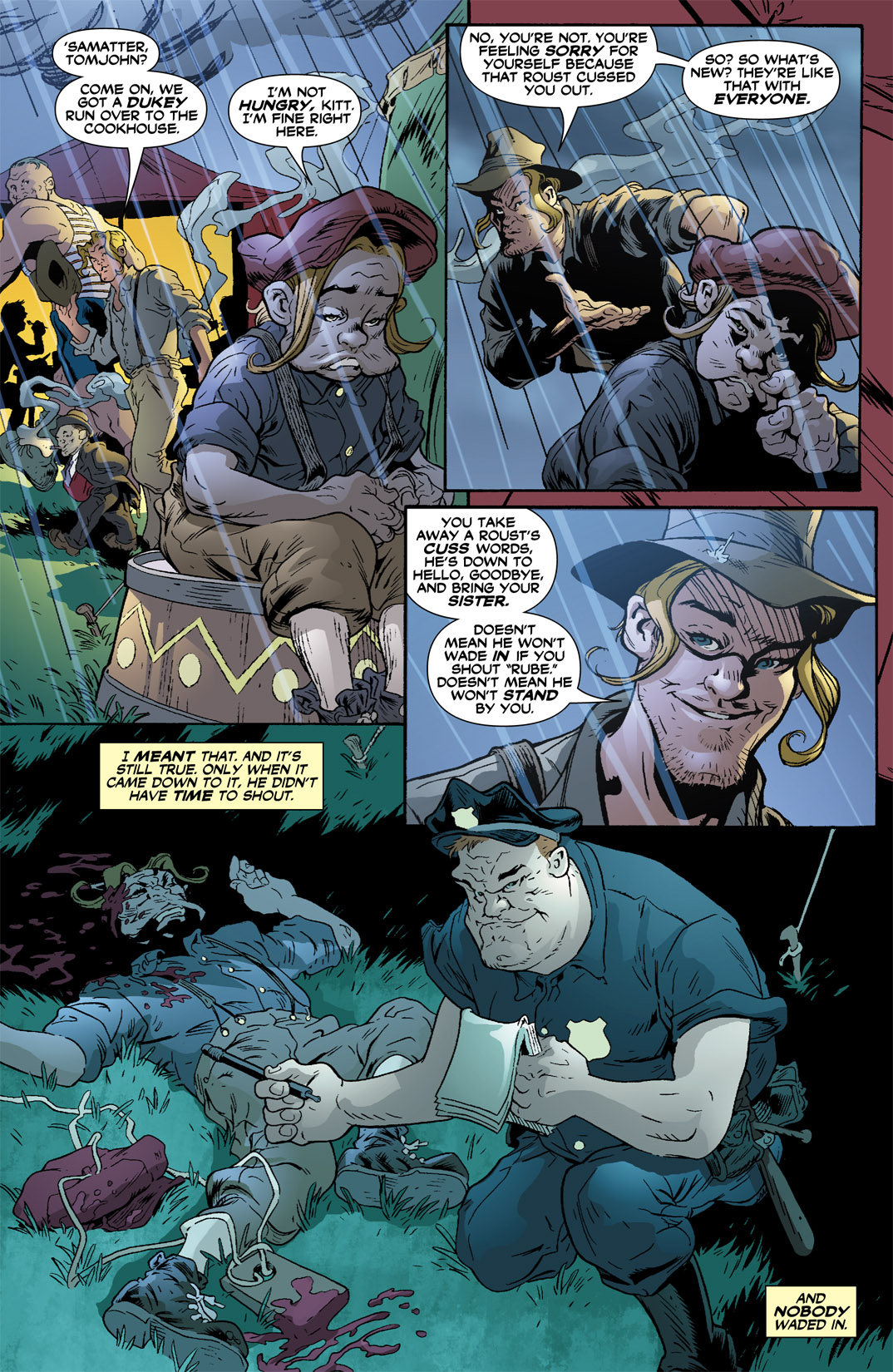 Detective Comics (1937) 801 Page 25