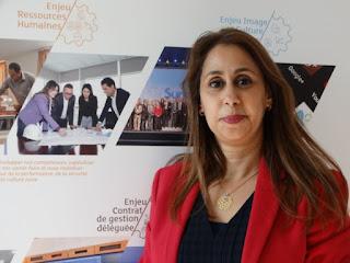 Bouchra Nhaili, nouvelle DRH de Lydec