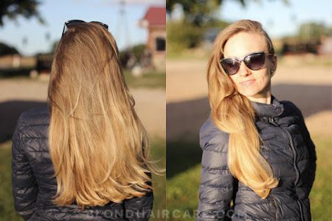 Moje włosy - wrzesień 2015 - czytaj dalej »