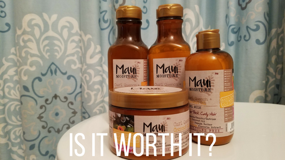 maui moisture curl quench review