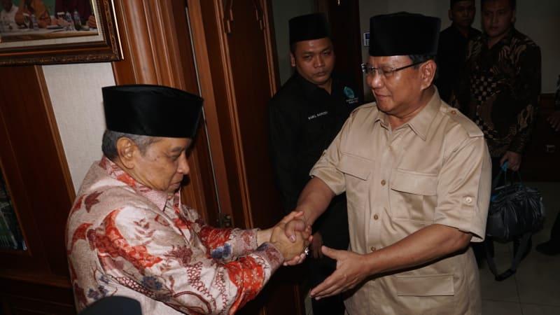 Hadiah dari NU untuk Prabowo