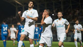 Fuenlabrada vs Real Madrid 0-2 Video Gol & Highlights