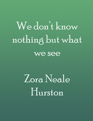 a plot summary of hurstons novel their eyes were watching god Hurston's their eyes were watching god (1937) is the coming-of-age story of   hurston wrote the novel during a critical moment for african american writers.