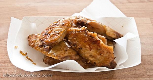 Honey Garlic Chicken Wing Recipe