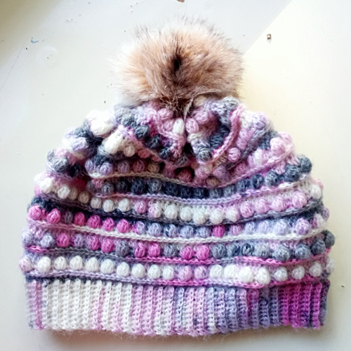 Sticks & Stones Hat - Free Pattern