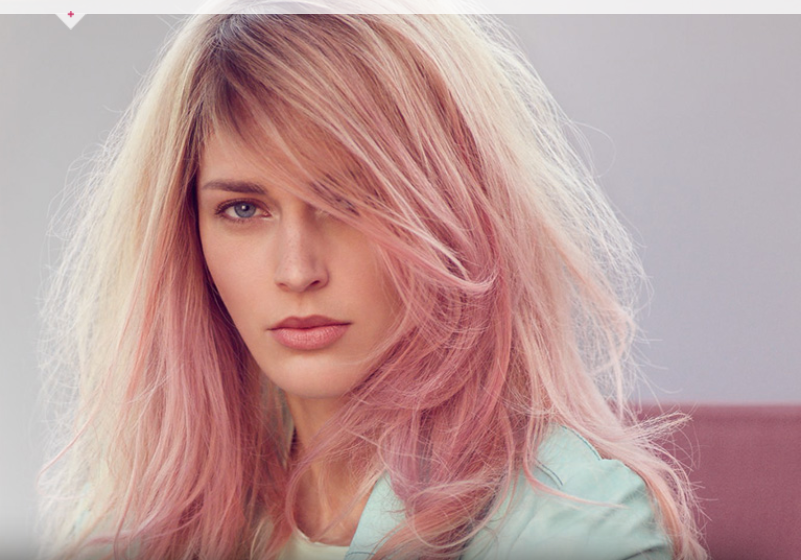 Rose-Angel-Rose Blonde HOTTEST SPRING Color - 2015