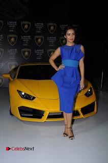 Actress Neha Sharma Latest Stills in Blue Dress at Lakme Fashion Week Summer Resort 2017  0012.jpg