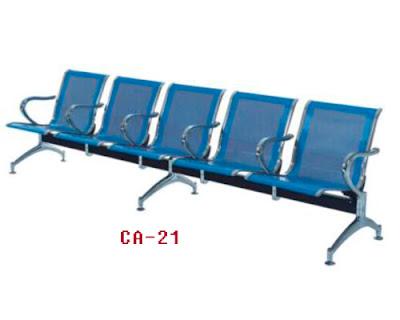 Ghế băng chờ sân bay kiểu dáng đẹp, sang trọng