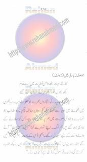 Hosla Na Hari Main by Shazia Chaudhery Online Reading
