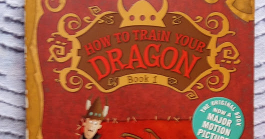 "Reseña: ""How to train your dragon"" de Cressida Cowell - Colorida e interesante historia"