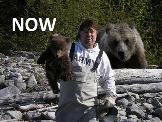 Bear Man Cub