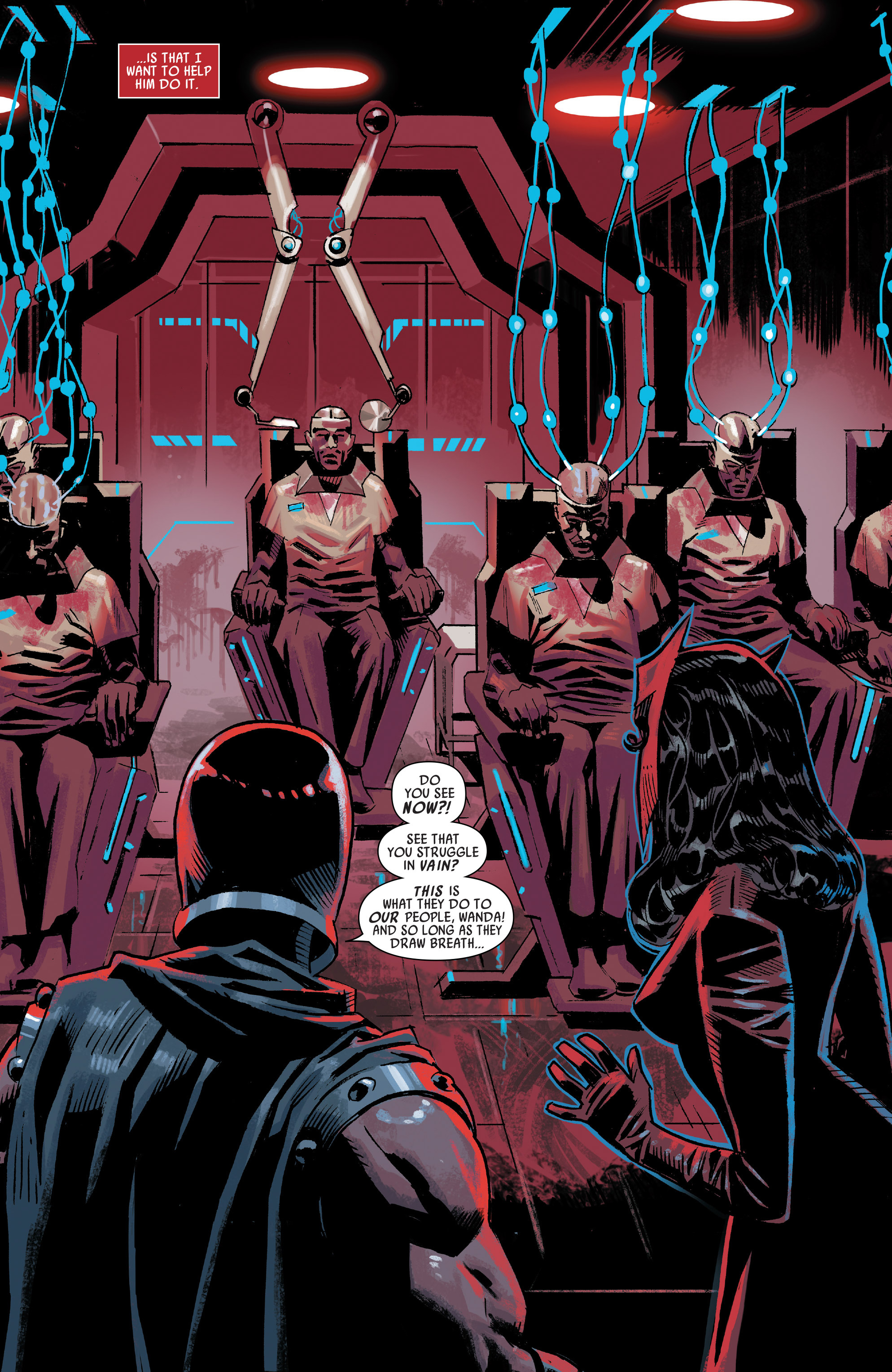 Read online Uncanny Avengers (2012) comic -  Issue #25 - 9