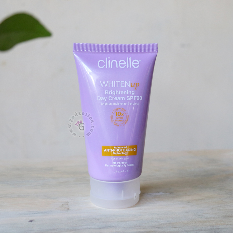 CLINELLE WHITENUP BRIGHTENING DAY CREAM