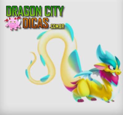 Dragão Envergadura - Informações