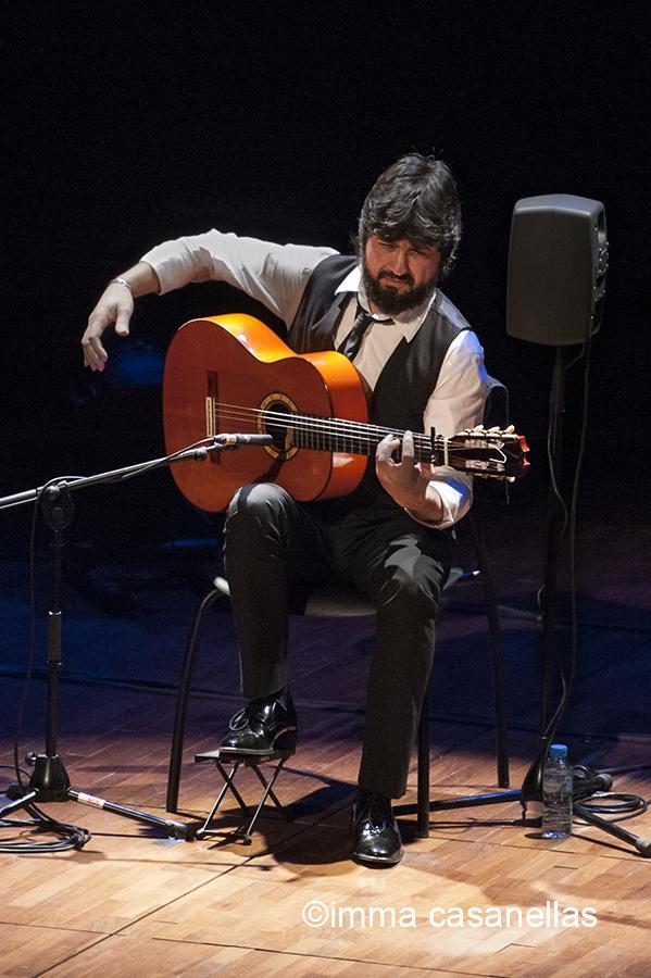 "Juan Gómez ""Chicuelo"", Auditori Municipal, Vilafranca del Penedès, 5-març-2017"