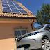 Puedo cargar mi coche eléctrico con placas solares?
