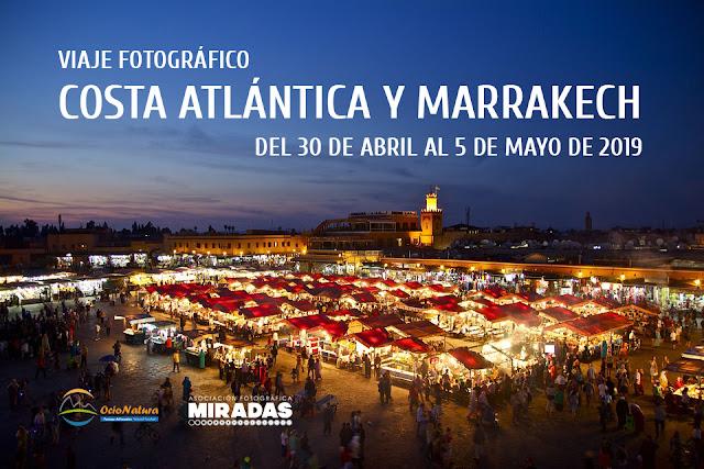 Viaje Fotográfico: Costa Atlántica y Marrakech