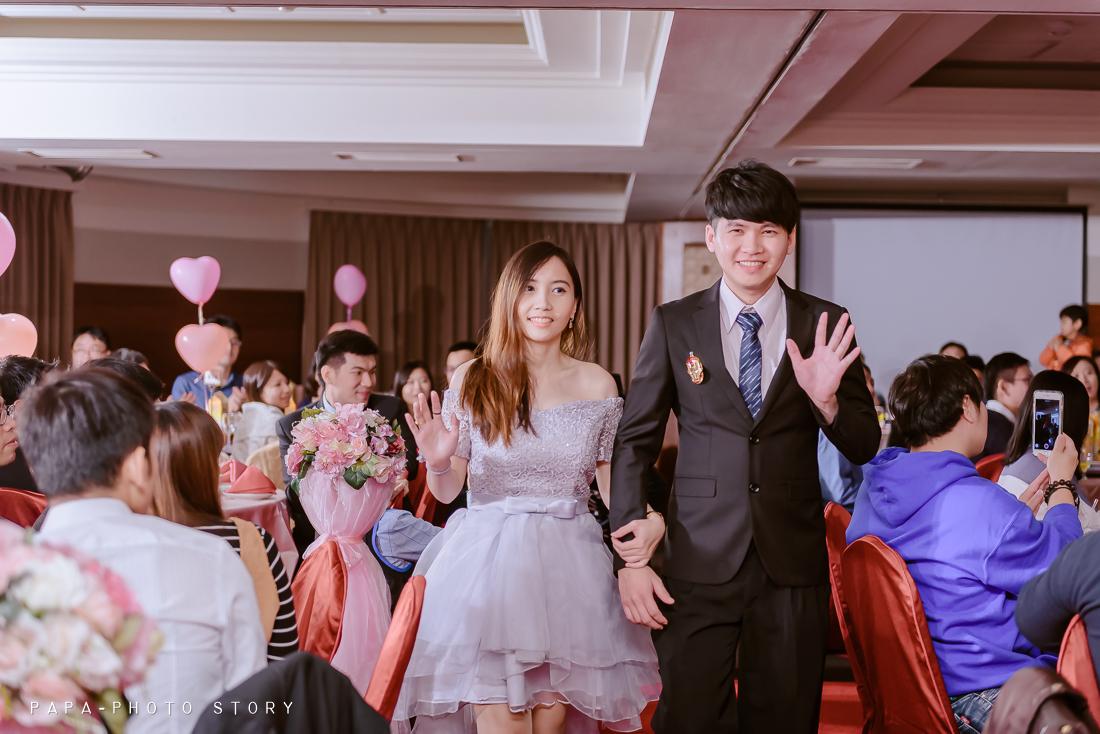PAPA-PHOTO 中壢福容 婚攝 類婚紗
