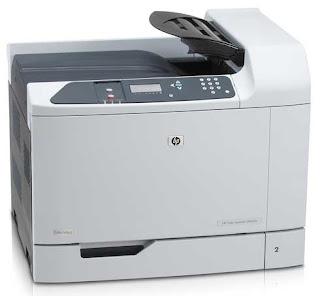 HP Color Laserjet CP6015n Driver Download