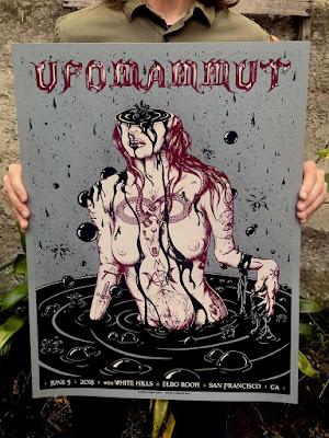 Ufomammut poster