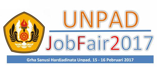 Dapatkan Kesempatan Kerja Job Fair Unpad, 15-16 Februari 2017