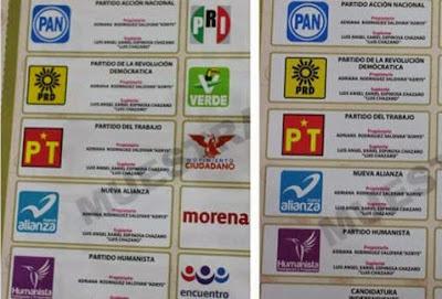 Resultado de imagen para partidos politicos de mexico  en 3d