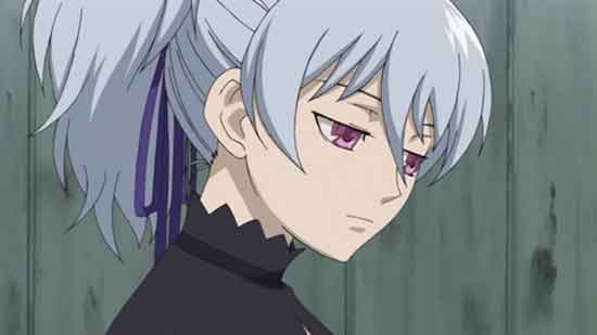 Gambar karakter anime wanita tercantik - Yin (Darker than black)