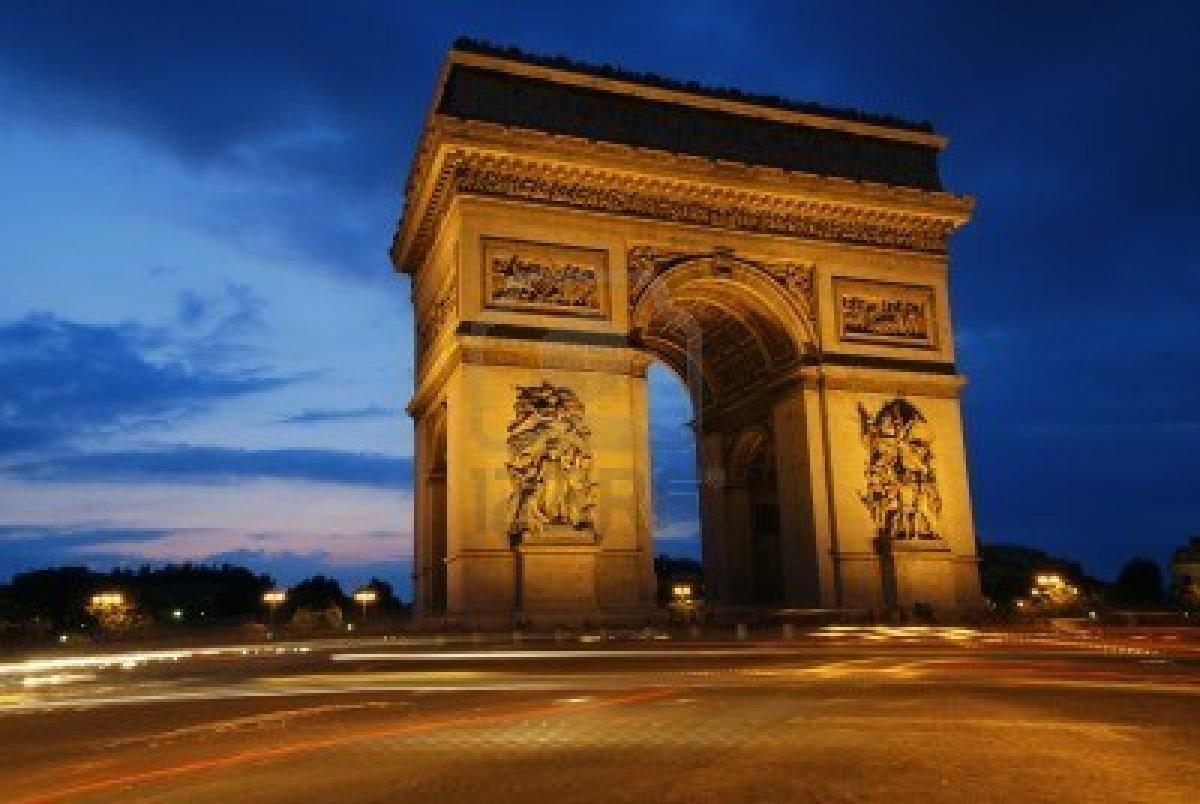 Lit Quotes Wallpaper Paris Paris France At Night