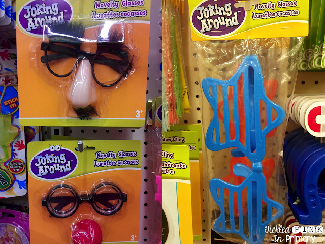 Joking Around Silly Glasses