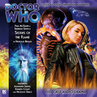 Doctor Who Sisters of the Flame